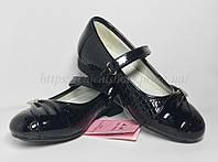Черные нарядные туфли Lilin shoes 28 размер