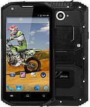 "NO.1 Vphone X3 black IP68 2/16 Gb, 5.5"", MT6735, 3G, 4G"