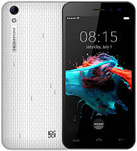 "Homtom HT16 White 1/8 Gb, 5"", MT6580, 3G"