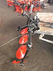 """Косилка роторная КР-06 """"Шип"""" для мототрактора (с плавающей навеской с ремнем), фото 2"""