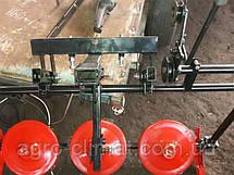 """Косилка роторная КР-06 """"Шип"""" для мототрактора (с плавающей навеской с ремнем), фото 3"""