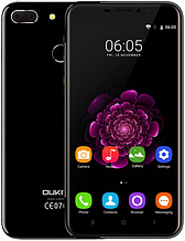 "OUKITEL U20 Plus black  2/16 Gb, 5.5"", MT6737, 3G, 4G"