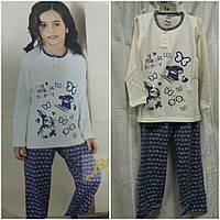 """Детская пижамка для девочек """"Зайчик"""", фото 1"""