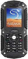 Sigma mobile X-treame IT67 black ip67