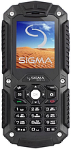 Sigma mobile X-treame IT67 black ip67