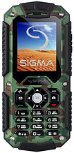 Sigma mobile X-treame IT67 khaki ip67