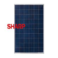 Sharp ND-RC260 4 BB поликристаллическая солнечная панель (батарея, фотоэлектрический модуль) 260 Вт