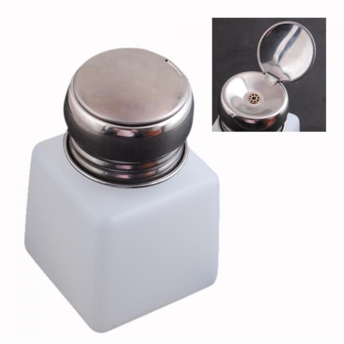 Помпа для жидкости с железной крышкой
