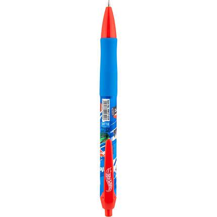 "Ручка автоматическая ""Kite"" синяя HW17-039, фото 2"