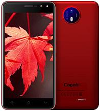"Cagabi One Red 1/8 Gb, 5"", MT6580A, 3G"