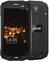 "AGM A8 Black IP68 4/64 Gb, 5"", Snapdragon 410, 3G, 4G"