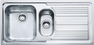Мийка кухонна Franke LLL 651 декор