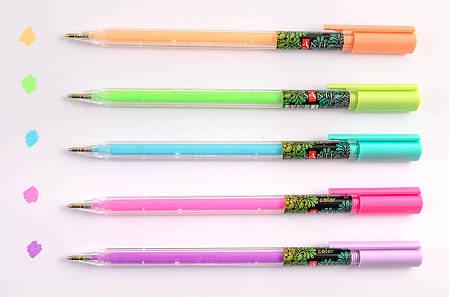 """Ручка гелевая """"Santi"""" цветные 420335 """"Amazing color"""", фото 2"""