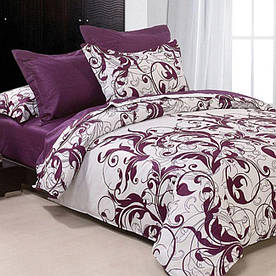 Комплект постельного белья полуторный Вилюта ранфорс 8624 (143*210)