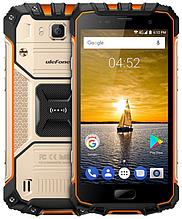 "UleFone Armor 2 gold IP68 6/64 Gb, 5"", MT6757T, 3G, 4G"