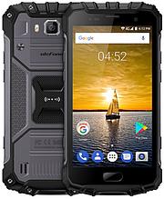 "UleFone Armor 2 black IP68 6/64 Gb, 5"", MT6757T, 3G, 4G"