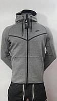 Толстовка Nike M NSW TCH FLC WR HOODIE FZ 805144-091