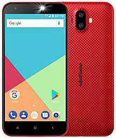 "Ulefone S7 Red 1/8 Gb, 5"", MT6580A, 3G"
