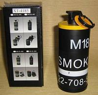 Зажигалка настольная граната + пепельница 4185