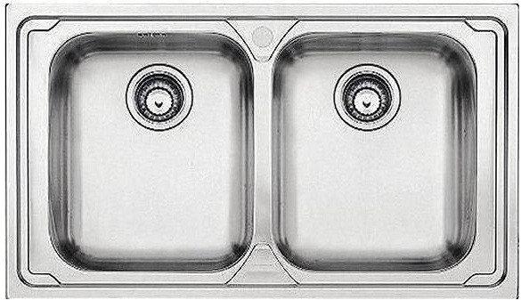 Мойка кухонная Franke LLX 620-79 декор
