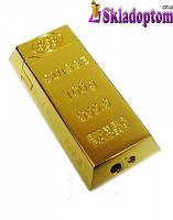 Зажигалка слиток золота 2859