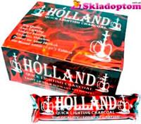 """Уголь для кальяна """"Holland"""" C002"""