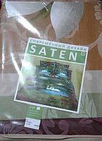 Постельный комплект «SATEN» (Двухспальный). Сатин 100%хлопок