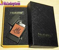 """Зажигалка в подарочной коробке """"Nobilis"""" 4003"""