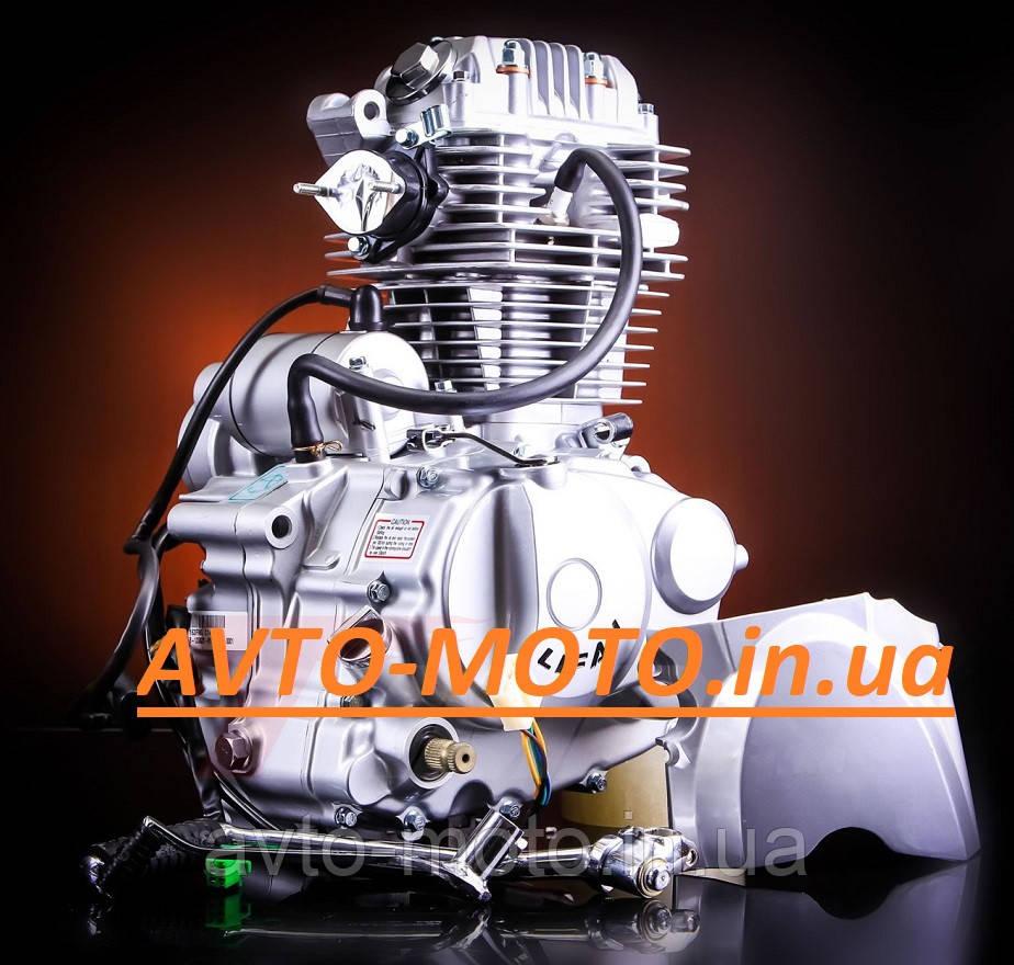 Двигун мотоцикл Lifan СВ-150 см3(Ліфан)