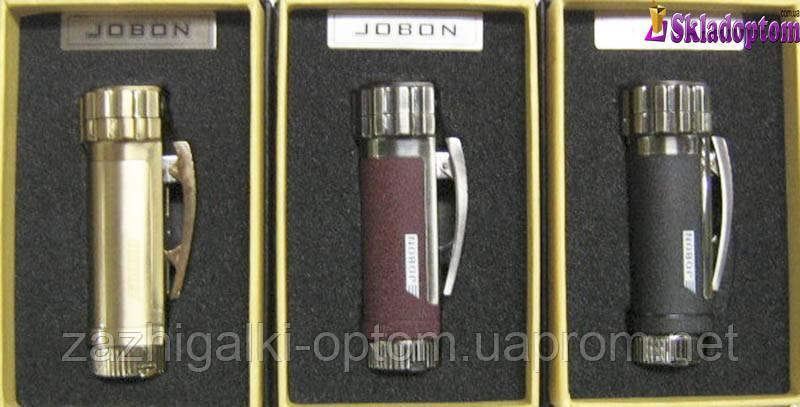 """Зажигалка подарочная """"Jobon"""" 3420"""
