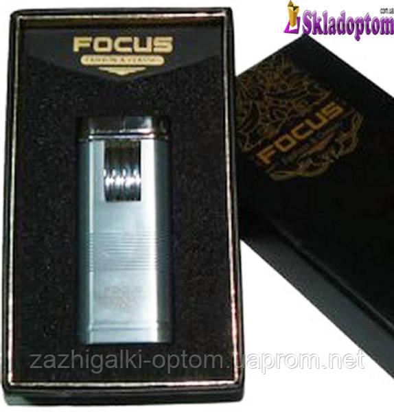 """Зажигалка подарочная """"FOCUS"""" 3365"""