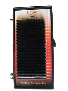 Ресницы на ленте i-Beauty 0.07 D — 11 мм.