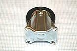 Колеса для тележек (тачек) 100 мм, не поворотные, фото 2