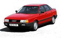 Коврик в багажник Audi 80 1986 - 1994 г.