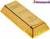 Зажигалка слиток золота  1604