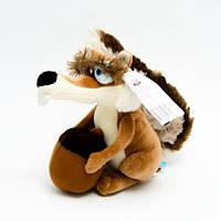 Мягкая игрушка Белка (20см,Ледниковый период) №6076