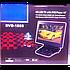 Переносной портативный DVD плеер 1888 TV DVD, usb, hdmi, vga, фото 5