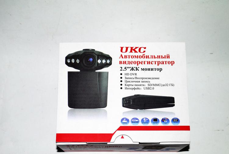 Видеорегистратор для авто DVR 198