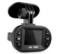 Видеорегистратор автомобильный Vehicle Blackbox DVR C600 HD 1080p