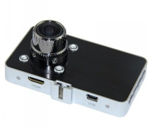 Автомобильный видеорегистратор DVR A4 metal 3'' +HDMI+USB