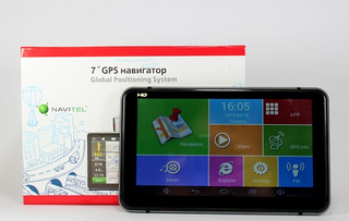"Автомобильный GPS Навигатор 7"" TFT GPS 6X на Android 4.4.2 Bluetooth 8GB для авто"
