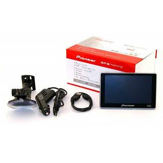 """Навигатор GPS Pioneer E9 5"""" (480x272) MT3551, 128Mb, SD, USB, питание 12В"""
