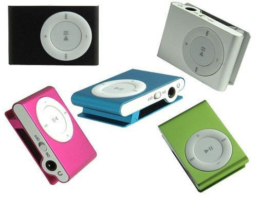Мини MP3-плеер 501 + наушники+USB ipod apple копия copy