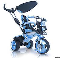 Детский трехколесный велосипед Injusa (Испания) 3261-002, ГОЛУБОЙ