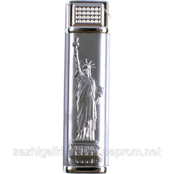 Зажигалка газовая Статуя свободы (Турбо пламя)  4401-4
