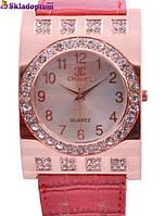 Часы наручные 3006 Сhanel круг. *