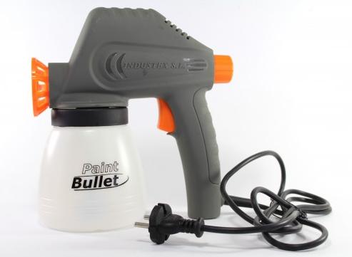 Краскораспылитель Paint Bullet (Пэйнт Буллет), краскопульт
