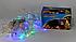 Новогодняя светодиодная гирлянда 120P ICICLE M Сосулька ( 120 светодиодов ) Цвет RGB, фото 3