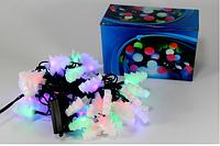 Новогодняя светодиодная гирлянда 40P B3 многоцветная