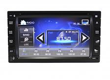 Автомагнитола Pioneer, Пионер, DVD 2 DIN +USB+TV тюнер+GPS